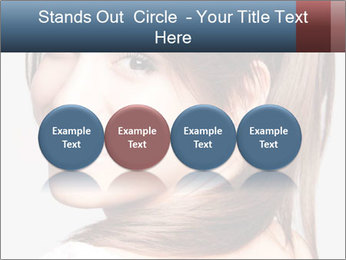 Friendly smiling PowerPoint Template - Slide 76