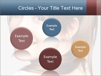 Friendly smiling PowerPoint Template - Slide 77