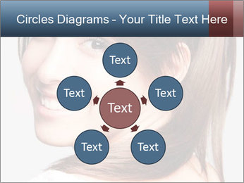 Friendly smiling PowerPoint Template - Slide 78