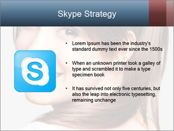 Friendly smiling PowerPoint Template - Slide 8