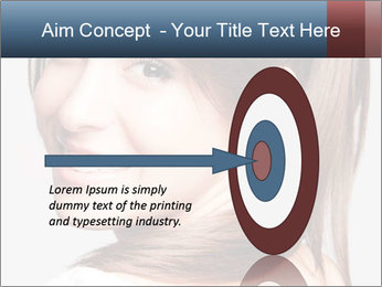 Friendly smiling PowerPoint Template - Slide 83