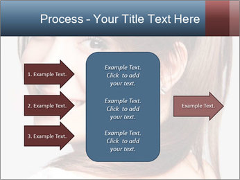 Friendly smiling PowerPoint Template - Slide 85