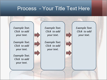 Friendly smiling PowerPoint Template - Slide 86