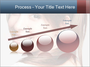 Friendly smiling PowerPoint Template - Slide 87