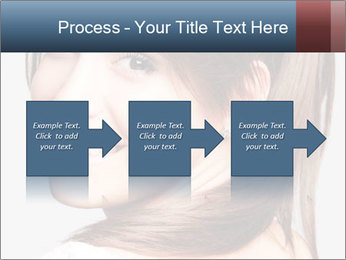 Friendly smiling PowerPoint Template - Slide 88