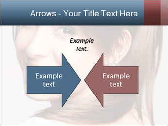 Friendly smiling PowerPoint Template - Slide 90