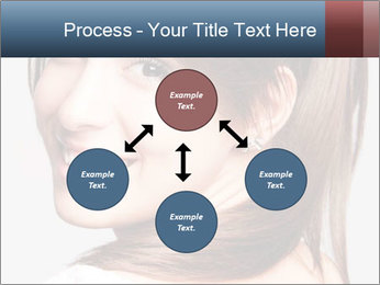 Friendly smiling PowerPoint Template - Slide 91