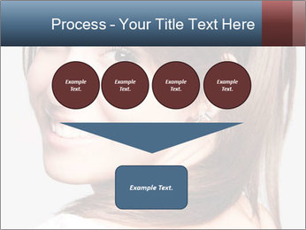 Friendly smiling PowerPoint Template - Slide 93