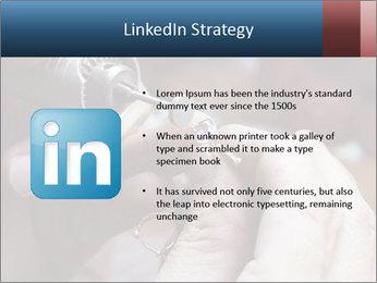 Motors tool PowerPoint Template - Slide 12
