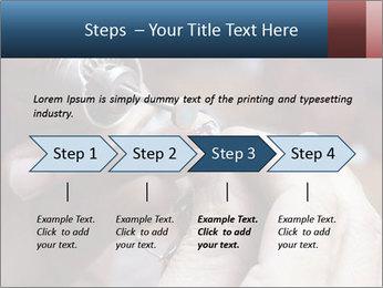Motors tool PowerPoint Template - Slide 4