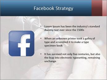 Motors tool PowerPoint Template - Slide 6