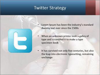 Motors tool PowerPoint Template - Slide 9