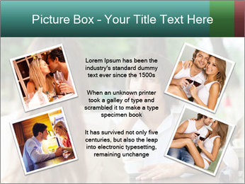 Guy is bored PowerPoint Template - Slide 24