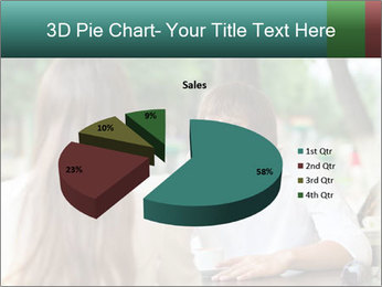 Guy is bored PowerPoint Template - Slide 35