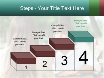 Guy is bored PowerPoint Template - Slide 64