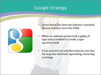 Beautiful female PowerPoint Template - Slide 10