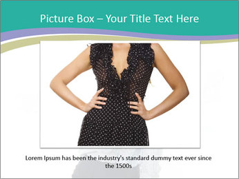 Beautiful female PowerPoint Template - Slide 16