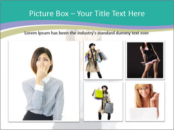 Beautiful female PowerPoint Template - Slide 19