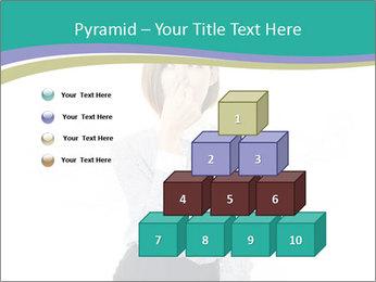 Beautiful female PowerPoint Template - Slide 31