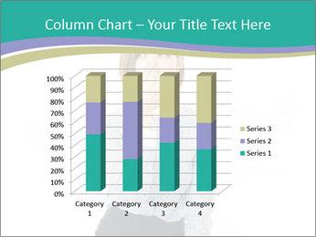 Beautiful female PowerPoint Template - Slide 50