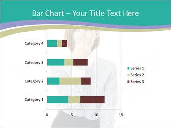 Beautiful female PowerPoint Template - Slide 52