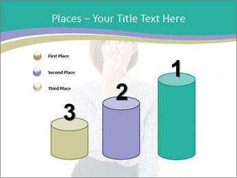 Beautiful female PowerPoint Template - Slide 65