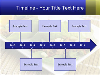 Lettuce wrap PowerPoint Template - Slide 28