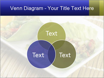 Lettuce wrap PowerPoint Template - Slide 33