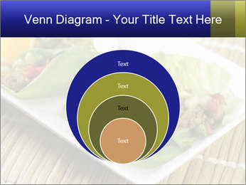 Lettuce wrap PowerPoint Template - Slide 34