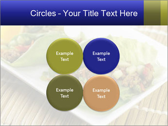 Lettuce wrap PowerPoint Template - Slide 38