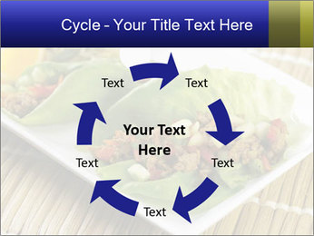 Lettuce wrap PowerPoint Template - Slide 62