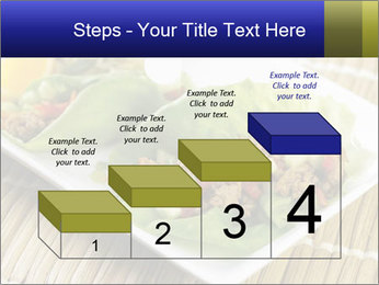Lettuce wrap PowerPoint Template - Slide 64