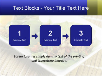 Lettuce wrap PowerPoint Template - Slide 71