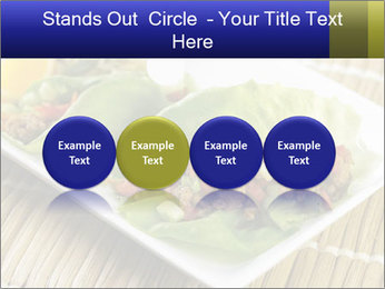 Lettuce wrap PowerPoint Template - Slide 76
