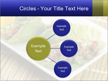 Lettuce wrap PowerPoint Template - Slide 79