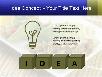 Lettuce wrap PowerPoint Template - Slide 80