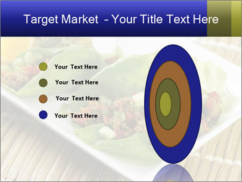 Lettuce wrap PowerPoint Template - Slide 84