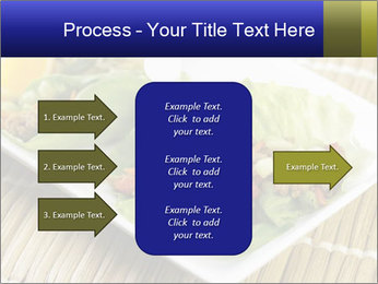 Lettuce wrap PowerPoint Template - Slide 85