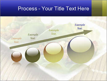 Lettuce wrap PowerPoint Template - Slide 87
