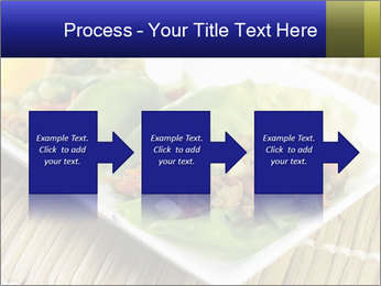 Lettuce wrap PowerPoint Template - Slide 88