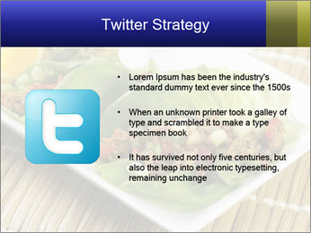 Lettuce wrap PowerPoint Template - Slide 9