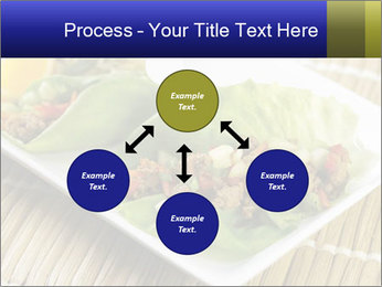 Lettuce wrap PowerPoint Template - Slide 91