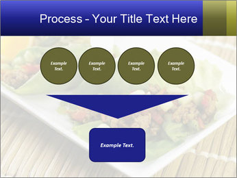 Lettuce wrap PowerPoint Template - Slide 93