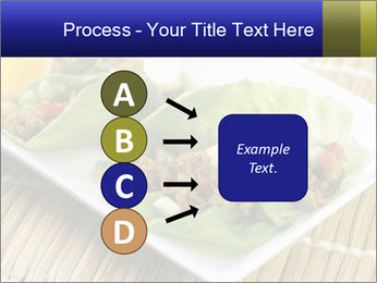 Lettuce wrap PowerPoint Template - Slide 94
