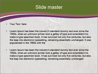 Deer PowerPoint Templates - Slide 2