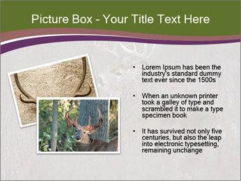 Deer PowerPoint Template - Slide 20