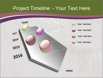 Deer PowerPoint Template - Slide 26