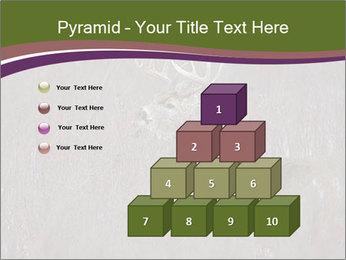 Deer PowerPoint Template - Slide 31