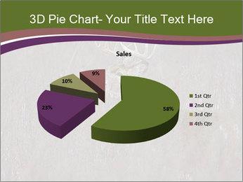 Deer PowerPoint Template - Slide 35