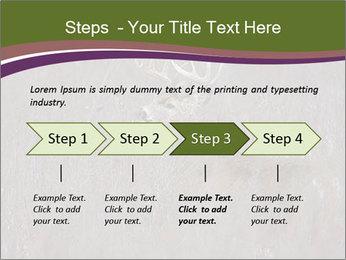 Deer PowerPoint Template - Slide 4
